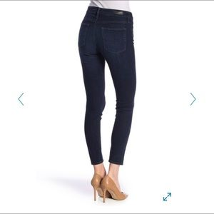 Ag Adriano Goldschmied Jeans - AG The Farrah Skinny Ankle Jeans Size 28